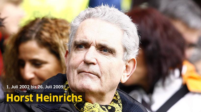 Horst Heinrichs