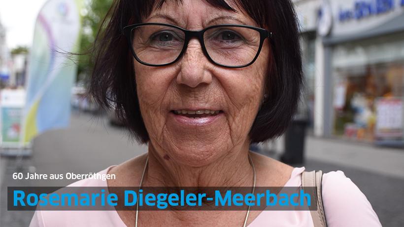 Rosemarie Diegeler-Meerbach